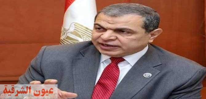القوى العاملة : تحصيل 411 ألف جنيه مستحقات المواطن المصري