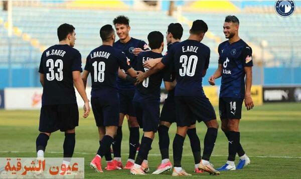 جدول مباريات بيراميدز في الدوري المصري