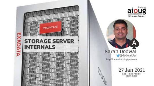 Exadata Storage Server Internals