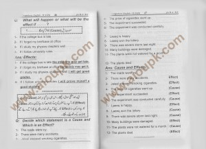 q8a-47-Answers of Assignment English-II Code 1424 for