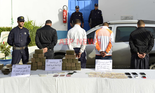 قسنطينة.. تفكيك شبكة دولية  مختصة في تجارة المخدرات بحي الدقسي
