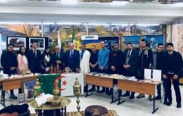 طلبة جزائريون يجعلون من الثقافة الجزائرية عنوان لجامعة الصداقة في موسكو