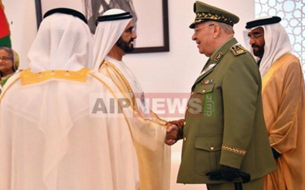 أبو ظبي .. فعاليات الافتتاح الرسمي للمعرض الدولي الرابع عشر للدفاع .