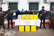 توقيف 8 تجار مخدرات بحوزتهم أكثر من 270 كلغ من الكيف المعالج بكل من قسنطينة،تلمسان والنعامة.