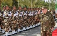 قايد صالح : القوات المسلحة