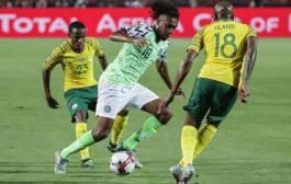 نيجيريا تفوز على جنوب إفريقيا و تنتظر الفائز من ساحل العاج و ''الخضر'' في قبل نهائي أمم إفريقيا