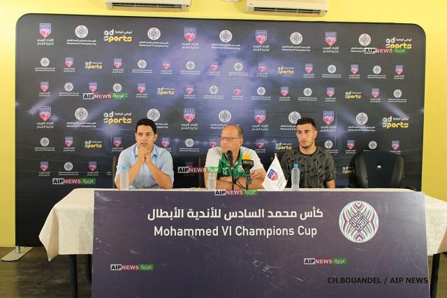 مدرب العميد لافان : نريد إثبات ذاتنا في أول مشاركة بالبطولة العربية