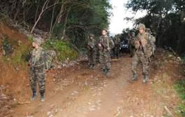 الجيش الشعبي الوطني.. توقيف (03) تجار مخدرات وضبطت (6290) قرص مهلوس و(1,4) كيلوغرام من الكيف المعالج عبر عدة ولايات.