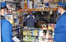أمن قسنطينة يكثف حملاته التوعوية حول الالتزام بسلوكات الوقاية من فيروس كورونا المستجد