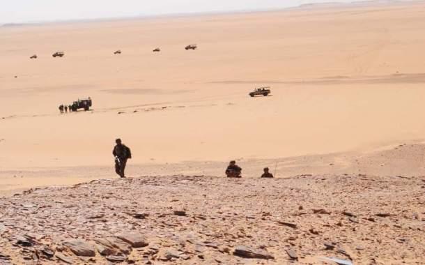 الجزائر: بيان لوزارة الدفاع الوطني