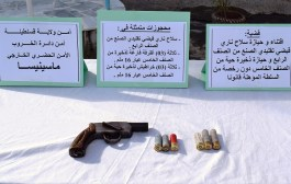 قسنطينة .. أمن ماسينيسا يسترجع سلاح ناري قبضي تقليدي الصنع