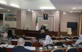 قسنطينة : اجتماع حول تطور الوضعية الوبائية بالولاية