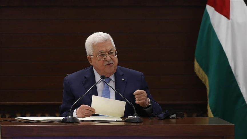 القدس : عباس