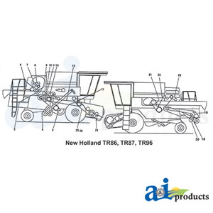AllPartsStore Search results for Ford / New Holland