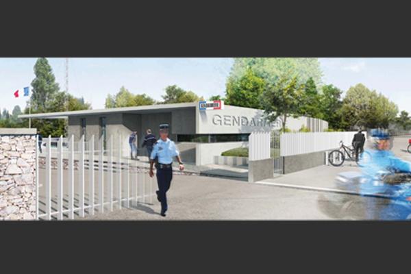 Gendarmerie Berre Ltang 13 AI PROJECT