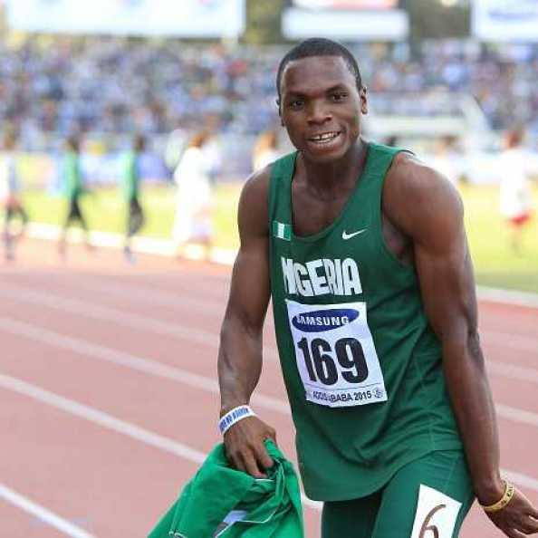 No athlete will come to a competition like this without competing-Divine  Oduduru: - Nigeria News | Breaking News & Search 24/7 | Real Sports Cast 24