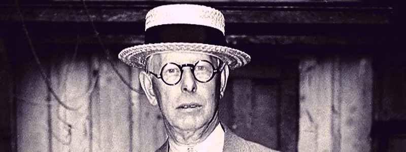 Jesse Livermore - visų laikų spekuliantų legenda