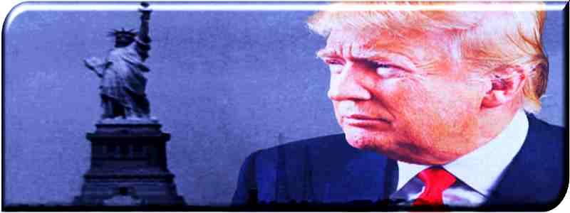 D.Trump era prasideda politiniame ir finansiniame gyvenime