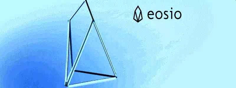 EOSIO - kylantis Ethereum konkurentas