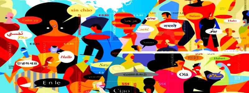 Filatelijos naujienos. Jungtinės Tautos sveikina 41 pasaulio kalbą
