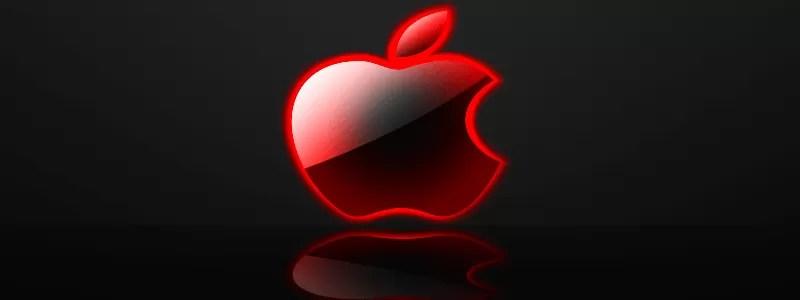 Kokio dydžio yra kompanija Apple?