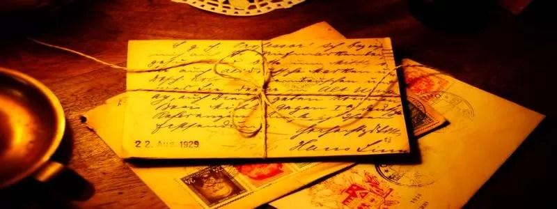 Pašto ženklai 2019. Laiško kelionė