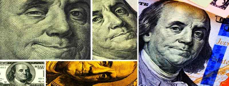 8 personalios Benjamin Franklin finansinės pamokos investuotojams