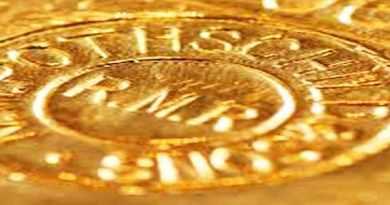 Rothschildas ir Auksas