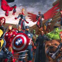 Top Ten Characters in Marvel Ultimate Alliance 3