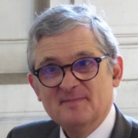 Photo visage Pierre Sévile