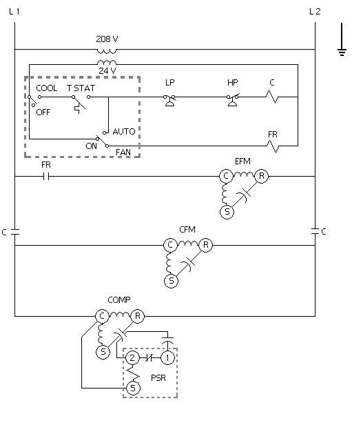 John Deere Radio Wire Diagram A Factory Air Conditioning Schematic For Your Unit Can