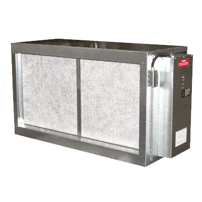 commercial kitchen hood parts bath and air filtration systems & cleaners: industrial ...