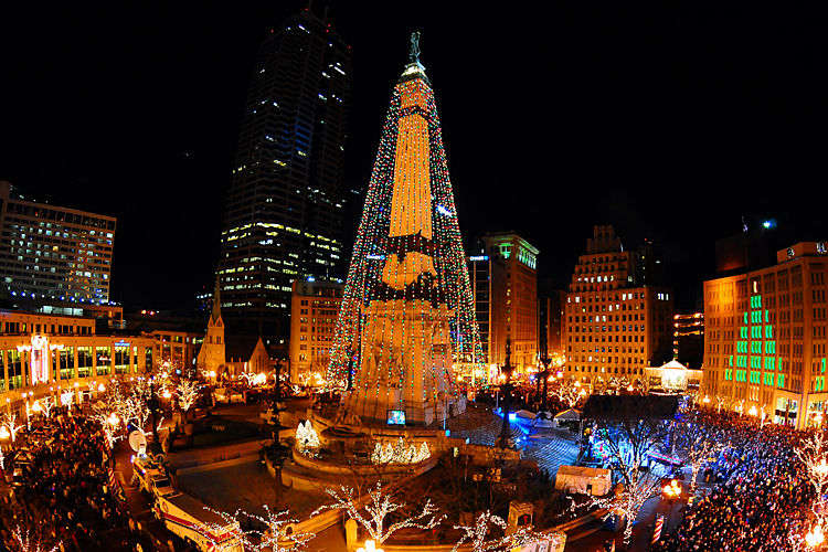 FREE December Date Ideas In Indy