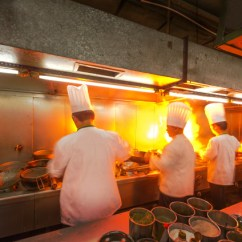 Residential Kitchen Hood Fire Suppression System Cheap Cabinet Doors Are You Happy With Your Restaurant Cleaning Services ...