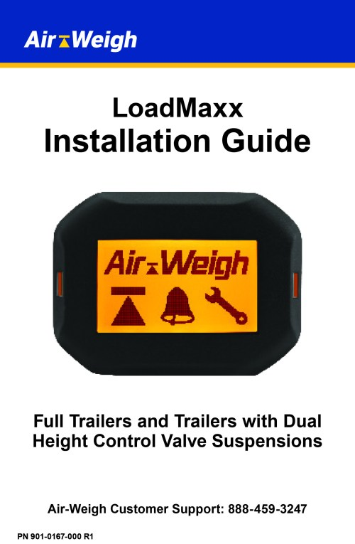 small resolution of installation guide for full trailers and trailers with dual hcv suspensions