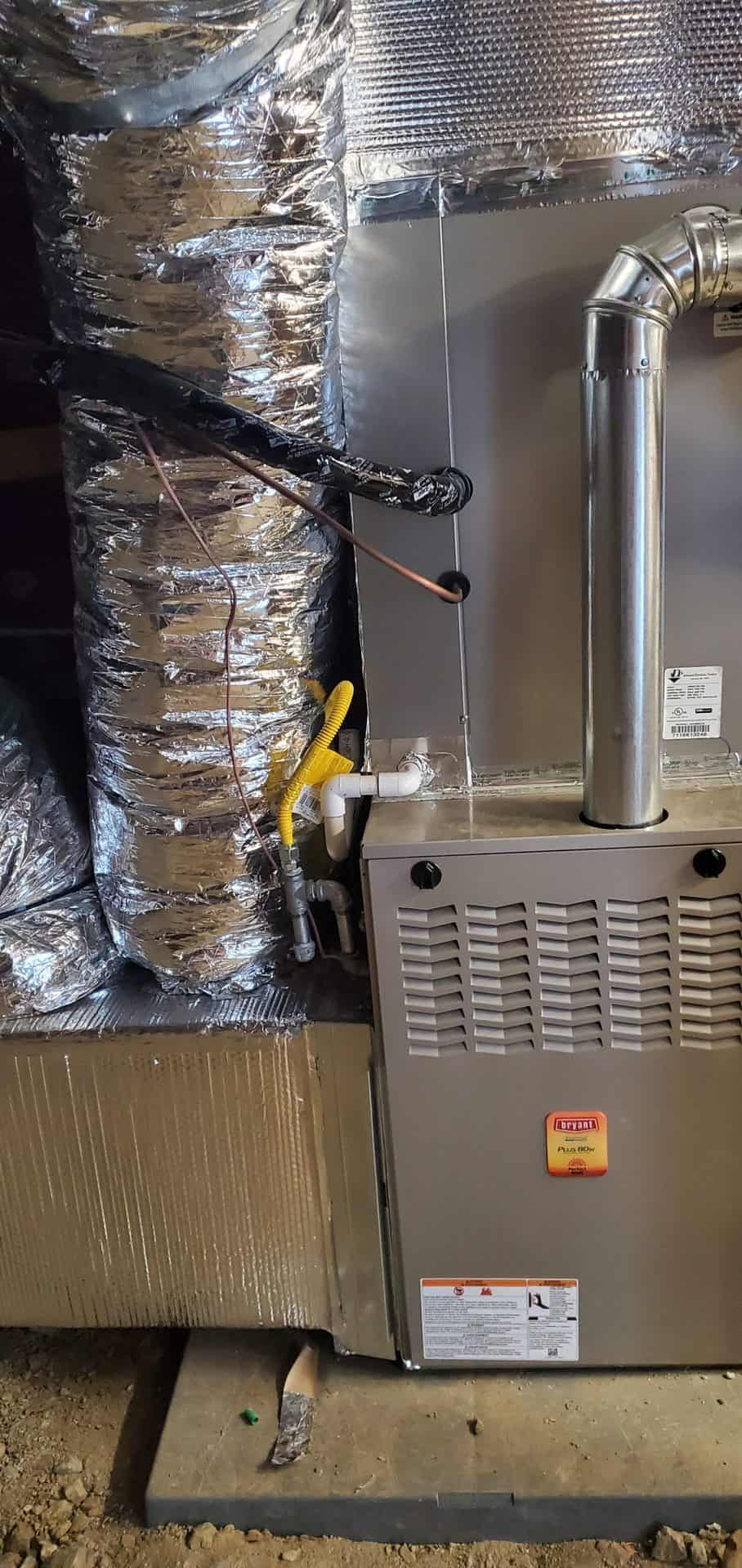 San Jose HVAC Service - Furnace Installation
