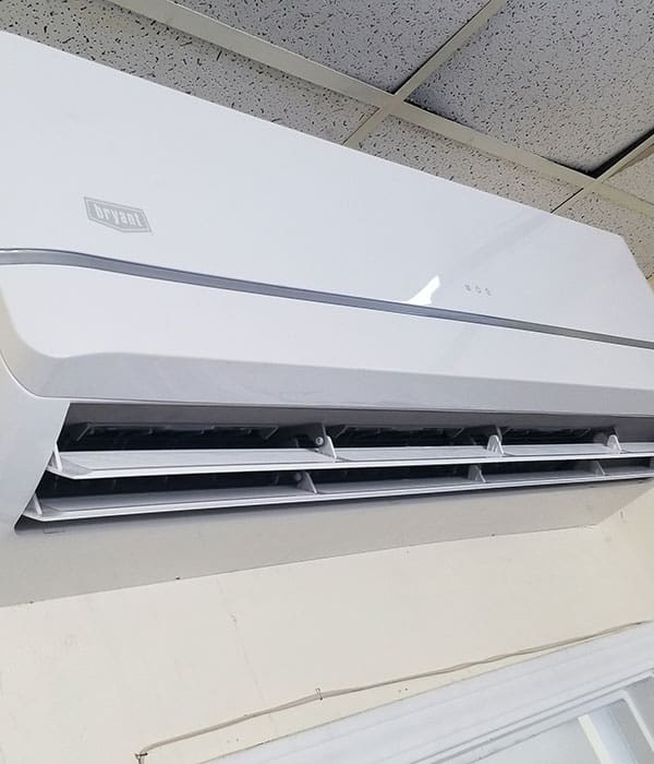 Silicon Valley Comfort HVAC Services - Ductless Unit