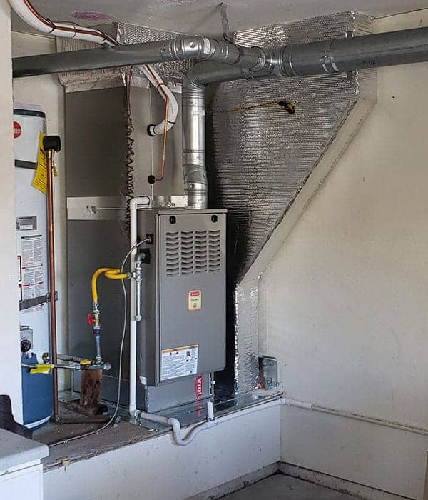 Silicon Valley Comfort HVAC Service - Furnace Replacement