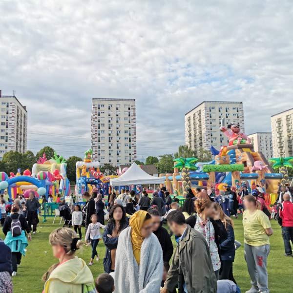 Les habitants de Villeneuve la Garenne ont répondu présent pour la 14eme édition des fêtes de la ville. Air2Jeux a été très heureux de partager ce moment avec vous !