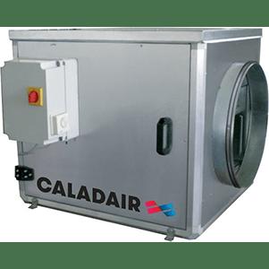 CITYCOOL - Zelfregelende warmteafzuiging boxventilator - max. 12000 m3/h