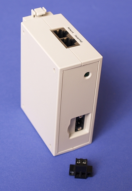 Dcdc Passive Power Over Ethernet Injector 48vdc To 24vdc