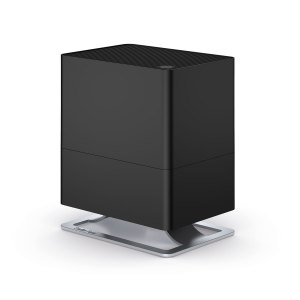 Humidificateur d'air oskar little noir - stadler form