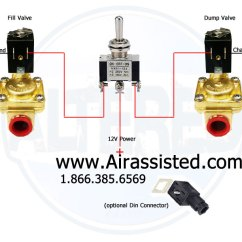 Airbag Suspension Valve Wiring Diagram For Two Light Switches Tech. Manuals & Diagrams