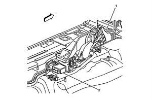 GM, Saturn, Airbag, Air Bag, Black Box, EDR, Event Data
