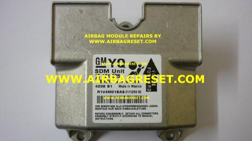 small resolution of vauxhall astra airbag module