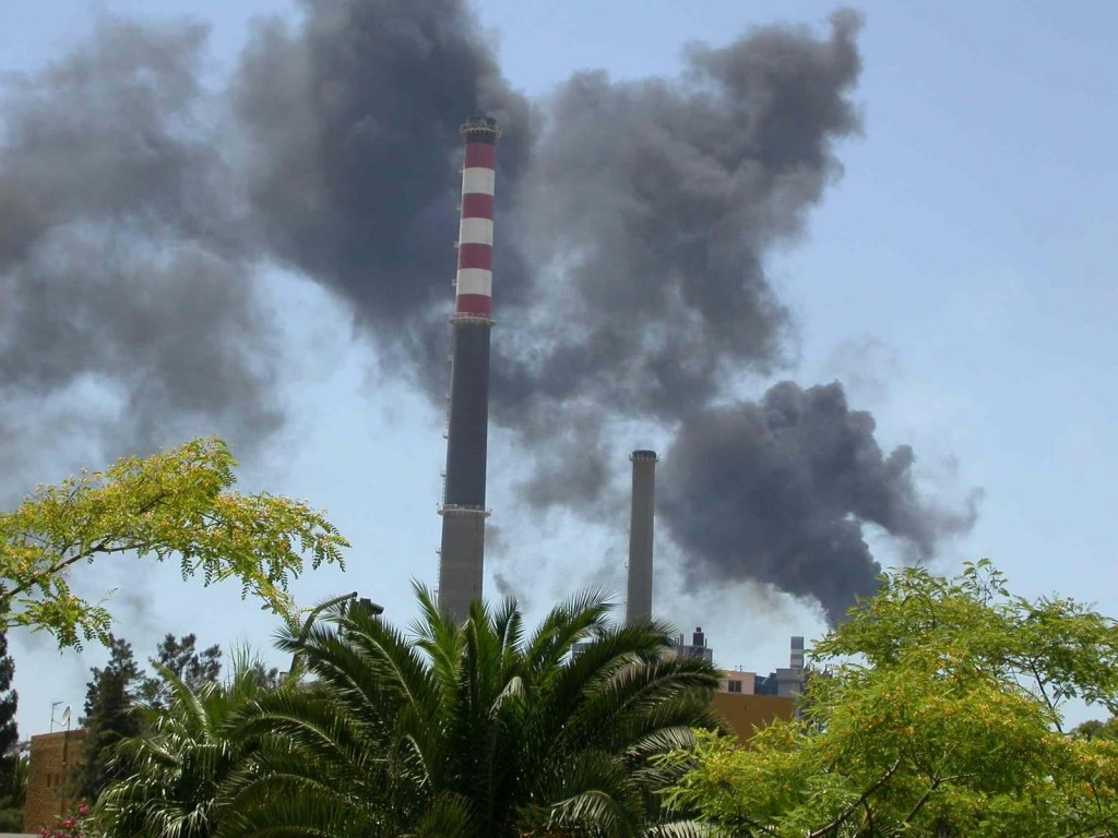 Major Air Pollution Causes And Effects