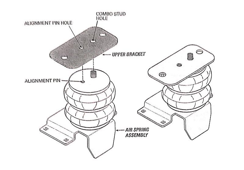 Toyota Tundra airsuspension installation instructions