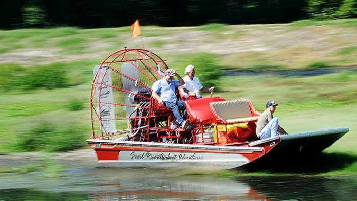 Pearl River Airboat Adventures 01