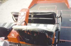 airboat deck