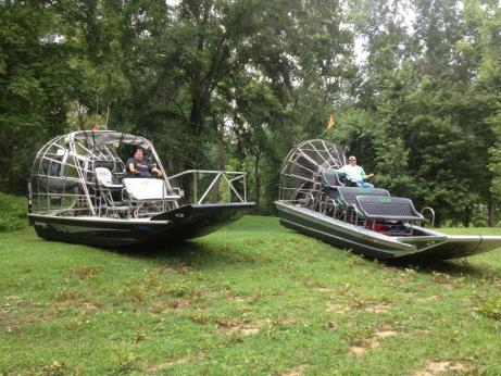 Hatfield Mccoy Airboat Tours